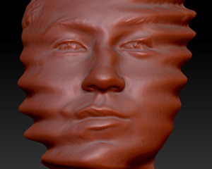 Coleen – Face Distortions, 2014
